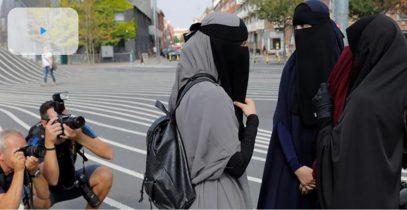 ООН выступило против запрета никаба в Европе