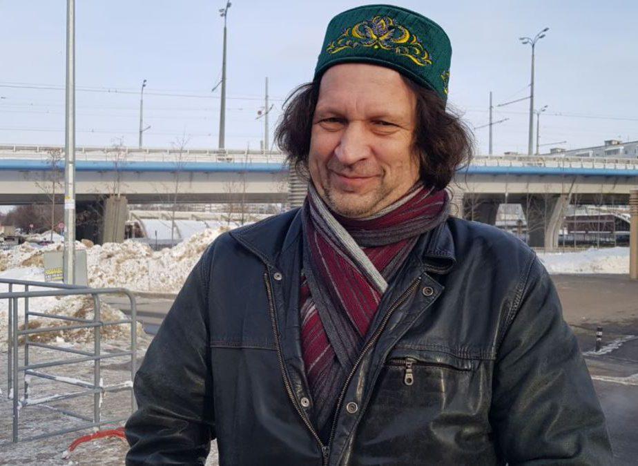 Павел Шмаков продолжает борьбу за татарский язык