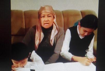 Казашке, преследуемой Китаем, отказали в убежище на родине предков