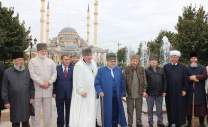Главы исламских организаций Кавказа выступили с обращением