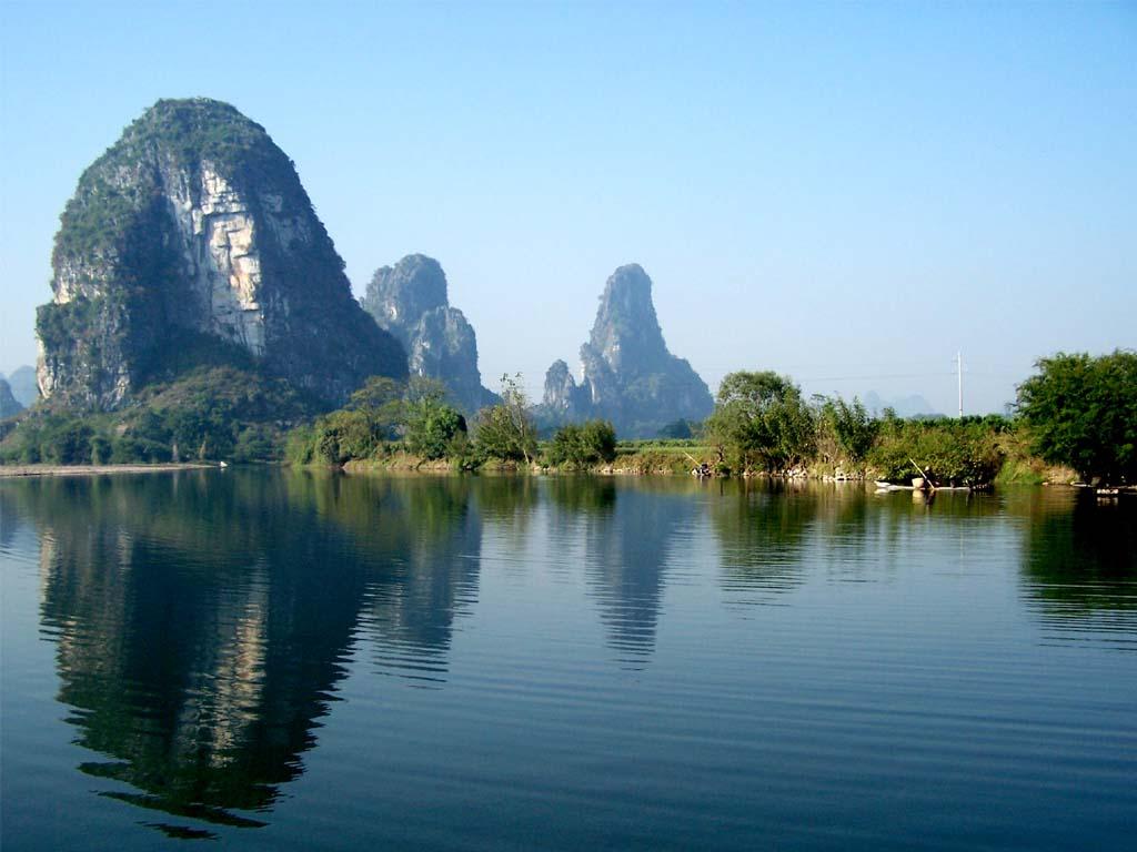 Власти Китая переименовали реку из-за пророка Мухаммада