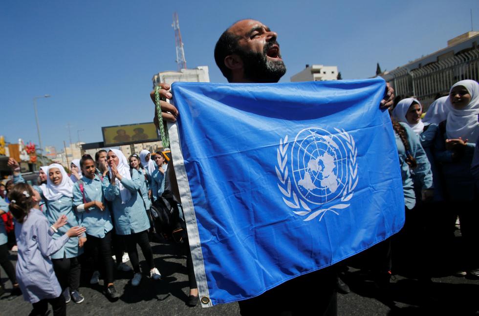 ООН массово уволила жителей сектора Газа и испугалась их