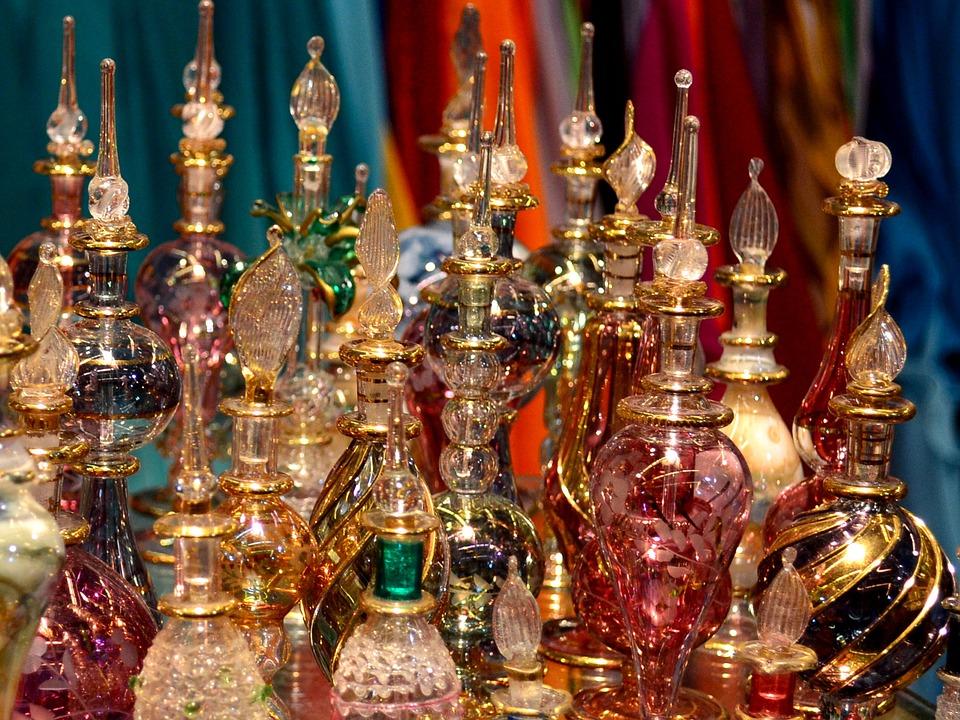 Особенности арабской парфюмерии