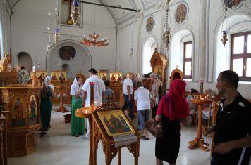 Запретный православный храм в Анталии