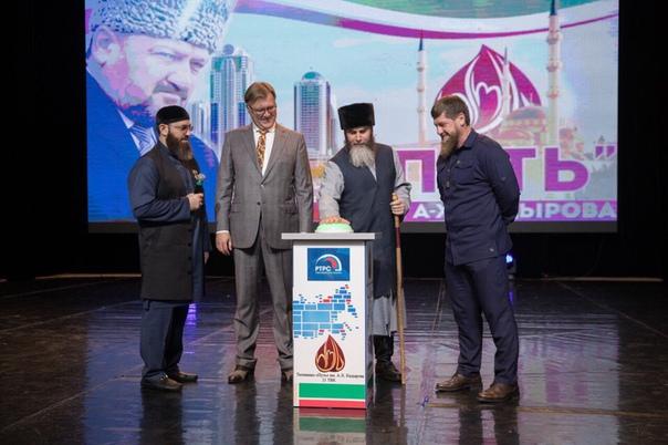 Чечня начинает исламское телевещание на всю Россию
