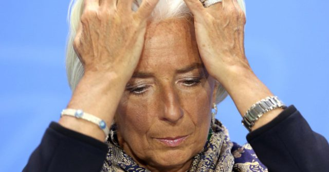Руководитель  МВФ отложила поездку вСаудовскую Аравию
