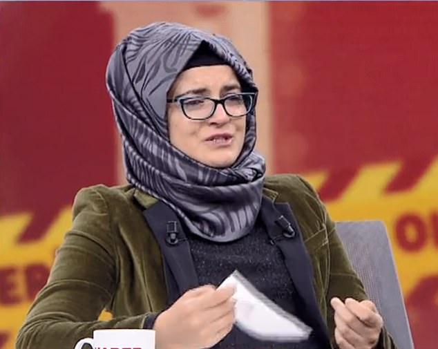 Невеста Джамаля Хашогджи дала первое телевизионное интервью (ВИДЕО)