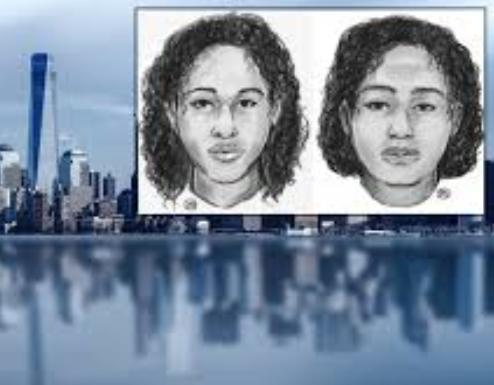 Графический портрет погибших сестер