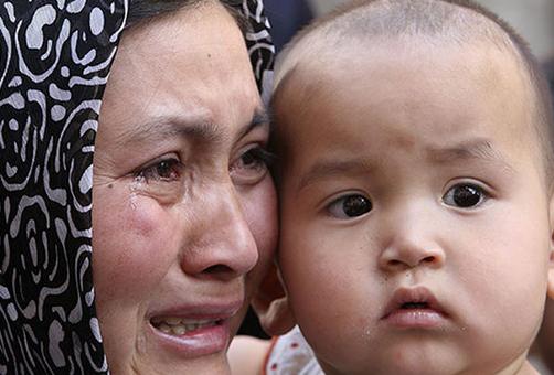 Уйгурские эмигранты требуют ответа о судьбе своих родных в Китае