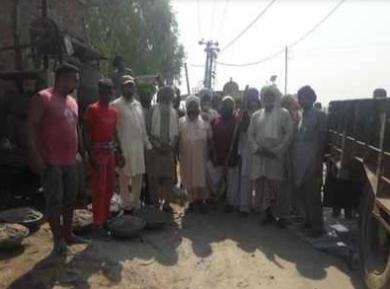 Сикхи обрадовали своих соседей-мусульман