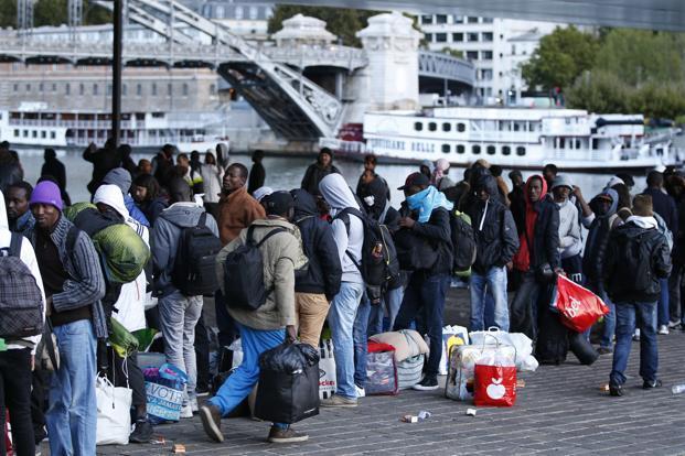 Мегаполисы зачистят от мигрантов