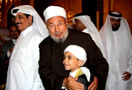 Влиятельный современный исламский мыслитель Юсуф ал-Кардави