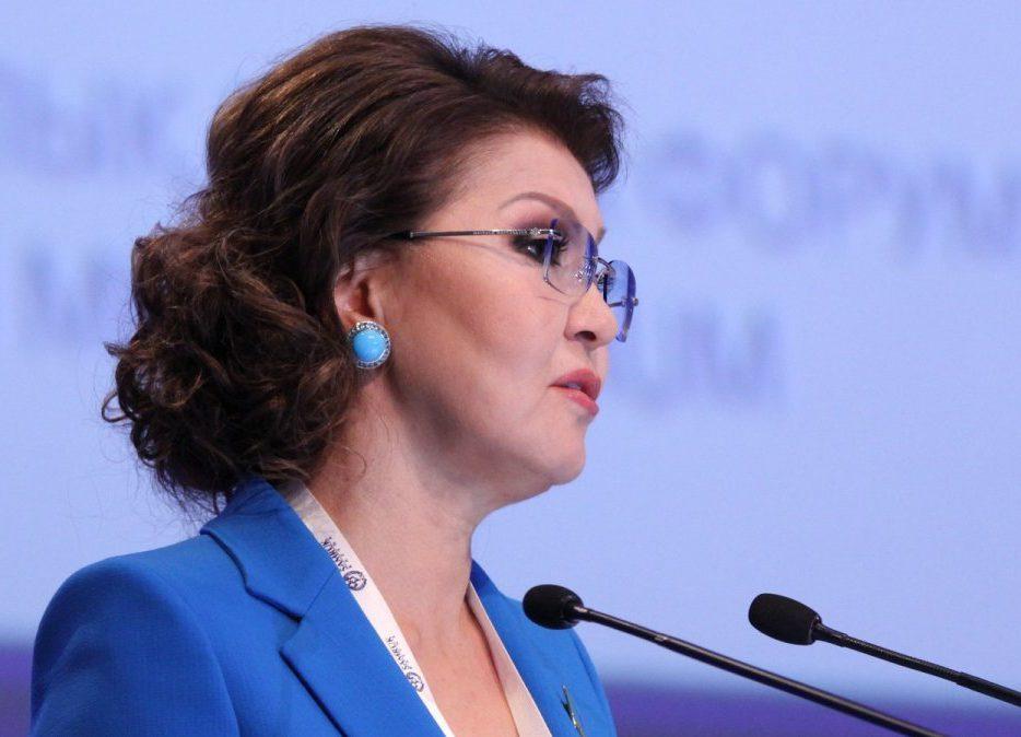Дочь Назарбаева рассказала молодежи, с какой страной она связывает будущее Казахстана