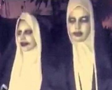 В Саудовской Аравии арестованы монахини-зомби