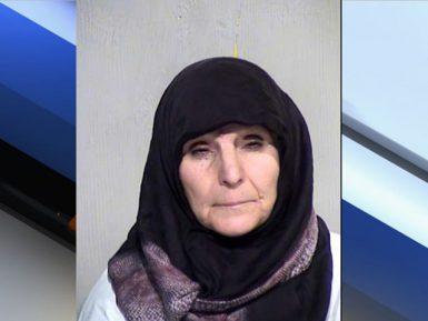 Обиженная жена не пощадила экс-супруга, встретив его в мечети