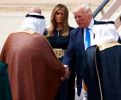 Трамп: «Король Салман, без меня ты и двух недель не протянул бы»