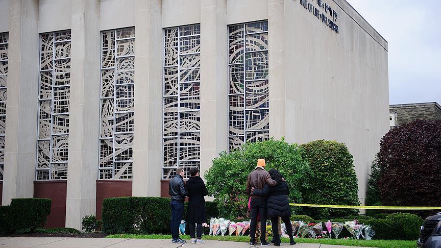 Синагога в Питтсбурге