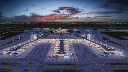 В Турции открыли самый большой аэропорт в мире