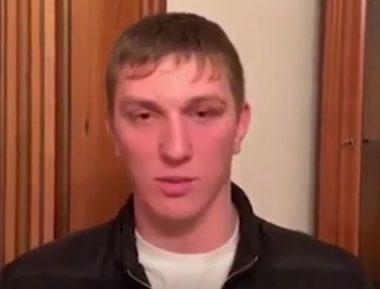 Разозливший Кадырова уроженец Чечни вышел на связь с синяком (ВИДЕО)
