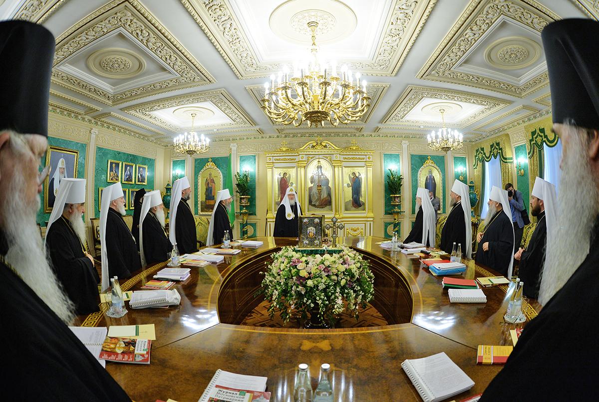 Собрание Московской патриархии