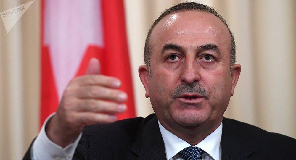 Глава МИД Турции Мевлют Чавушглу