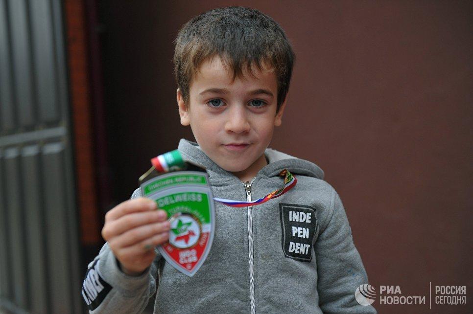 Рахим Куриев. Фото: РИА Новости