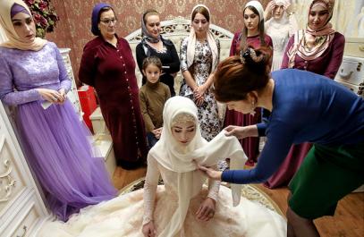 В Чечне ужесточили правила для женихов и невест
