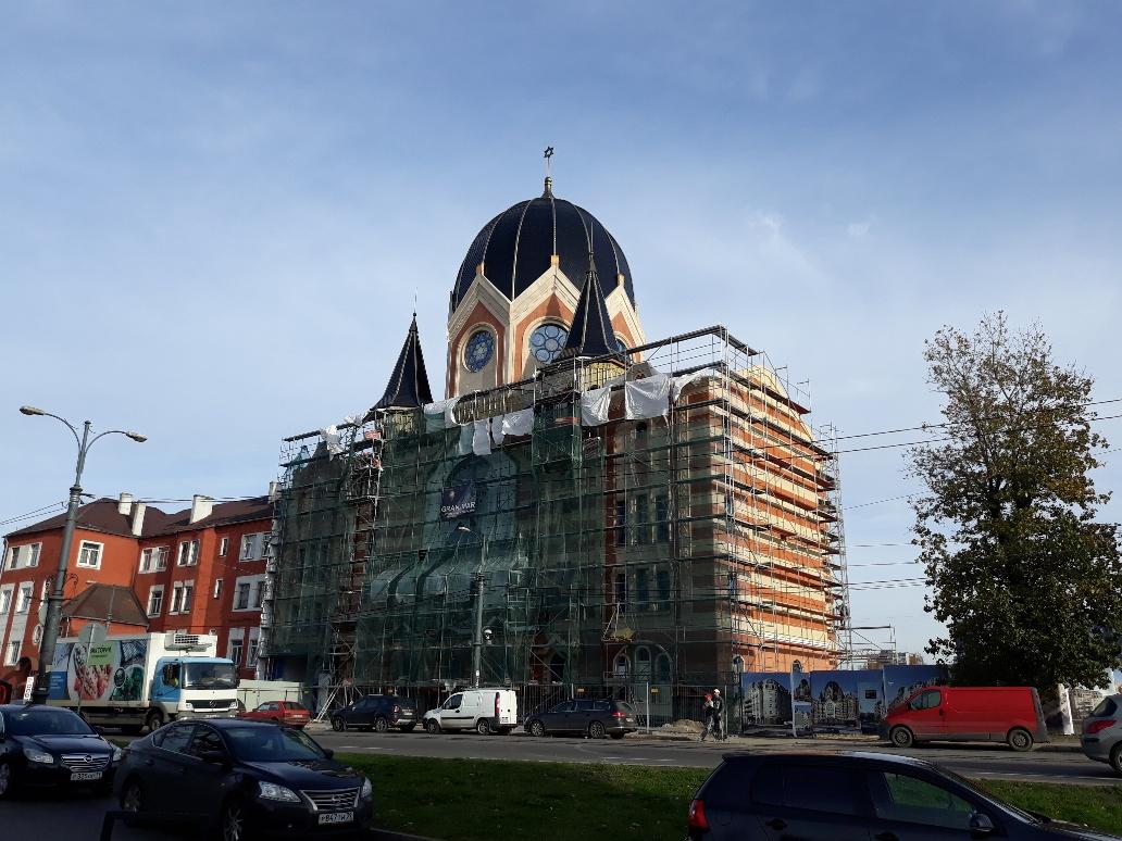В Калининграде перекроют дорогу из-за открытия синагоги