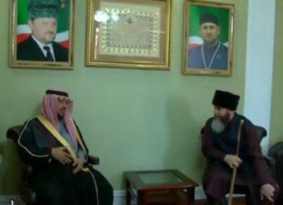 Делегация саудовских улемов посетила Чечню и направляется в Дагестан (ВИДЕО)