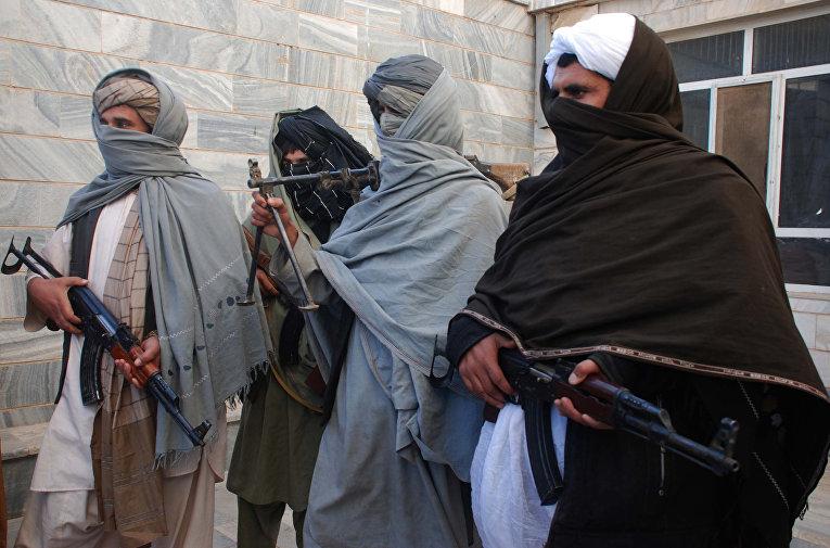 В Москве начались переговоры с запрещенным Талибаном