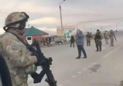 Опубликованы кадры взрыва смертницы в Грозном