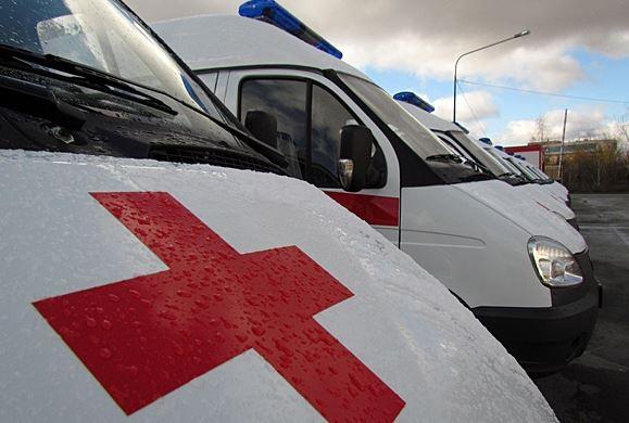 Тело нашли в машине возле одной из больниц