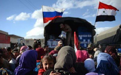 Ингушетия оказала помощь сирийцам на мавлид