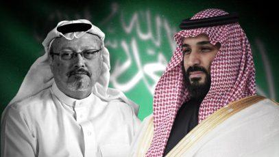 Журналиста заказал наследный принц – ЦРУ