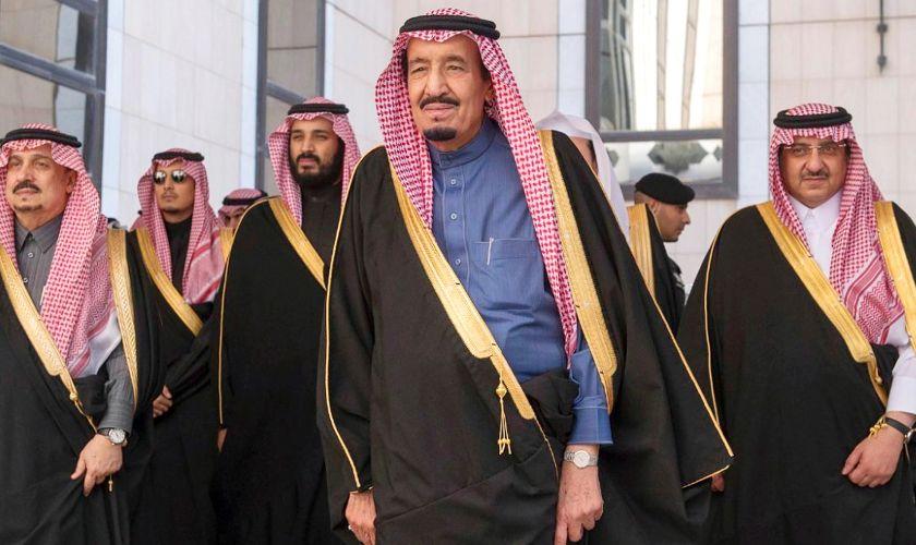 Руководство Саудовской Аравии