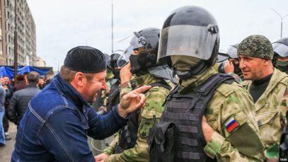 Спор о новой ингушско-чеченской границе получил крутой поворот