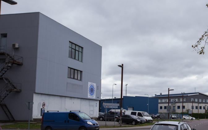 Здание Общества мусульман Эстонии