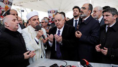 Исламский мир совершил погребальную молитву по убитому журналисту