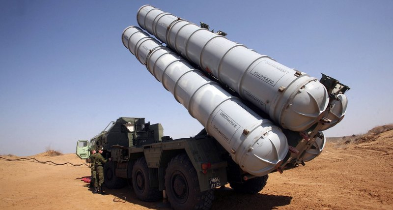 Российский ЗРК С-300 «Фаворит»