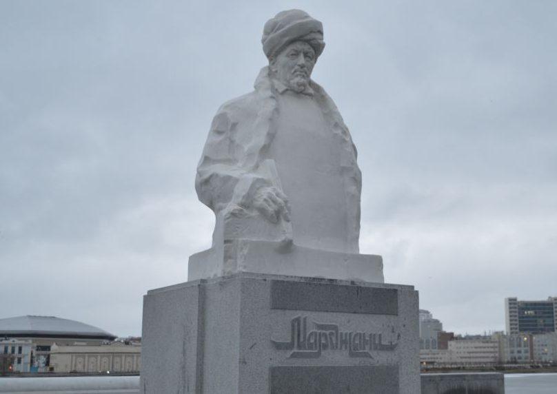 Памятник Марджани и исламская традиция