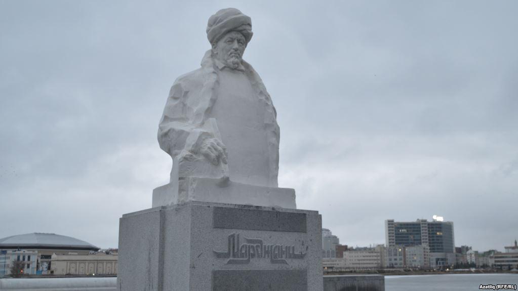 Памятник Ш. Марджани в Казани