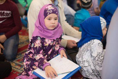 Юные чтецы Корана получили по заслугам