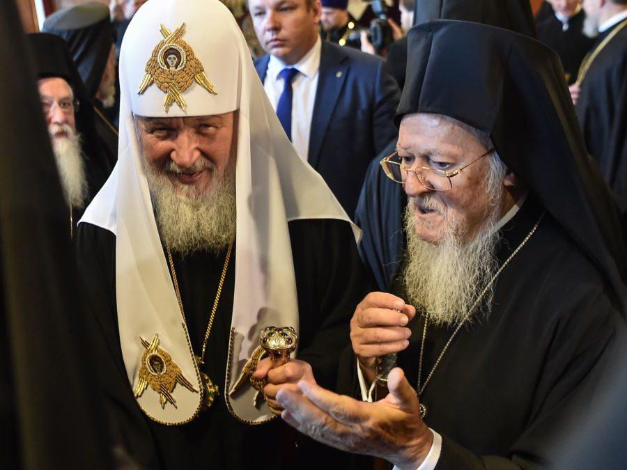 """Вселенский патриархат считает действия РПЦ """"сатанинскими"""""""
