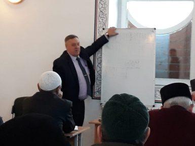 В Екатеринбурге имамы получают навыки по взаимодействию с государственными органами
