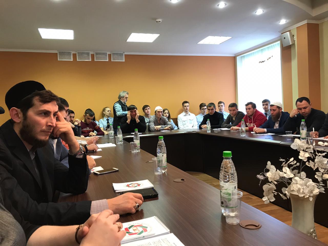 Первый день форума в Саранске