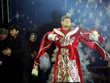Озвучены траты Чечни на празднование Нового года