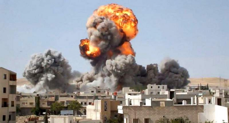Жертвами взрыва стали 11 человек