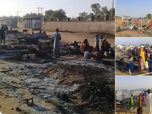 Имам и его семья сожжены заживо террористами