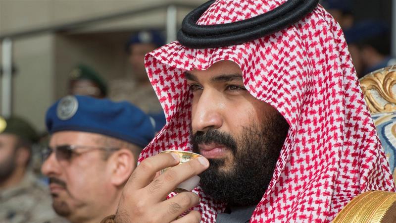 Саудовский наследный принц Мухаммед бен Салман