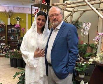 У убитого Джамаля Хашогджи нашлась еще одна законная жена, и она сделала заявление